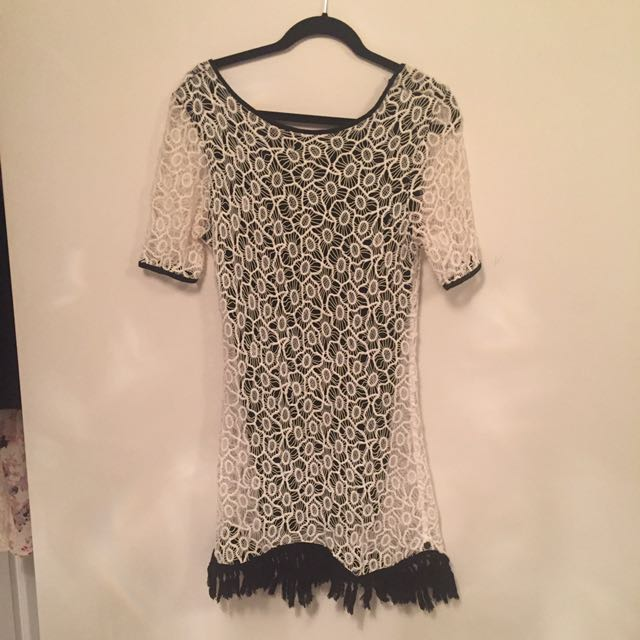 Lace Dress Medium