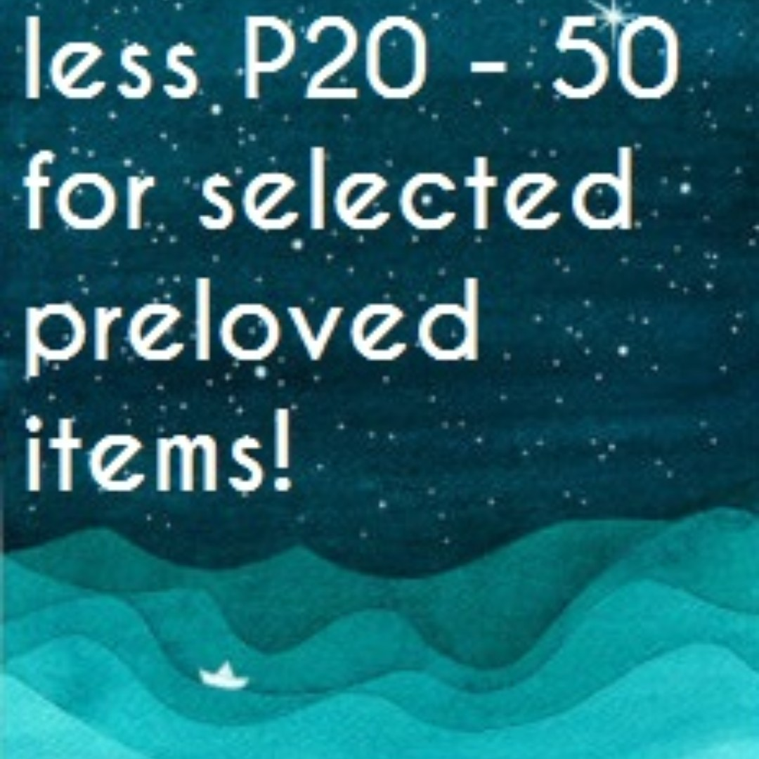 LESS AND REPRICED ITEMS!