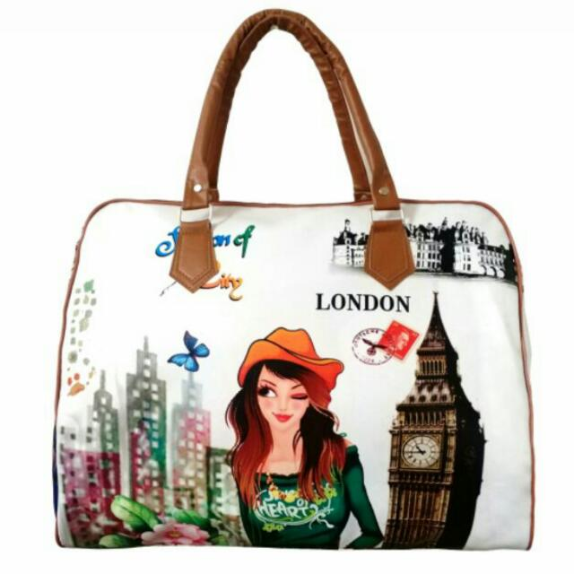LONDON TRAVEL BAG