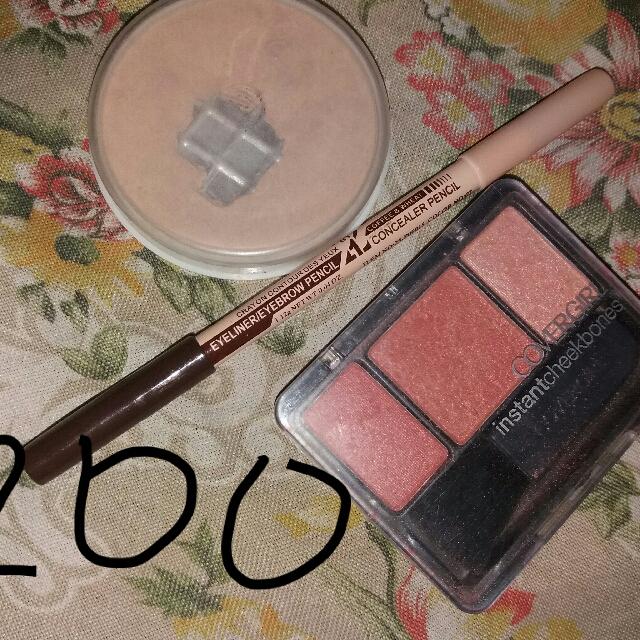 Makeup BUNDLE #3