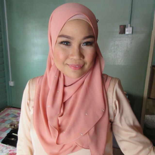 Makeup Service for Bridesmaid