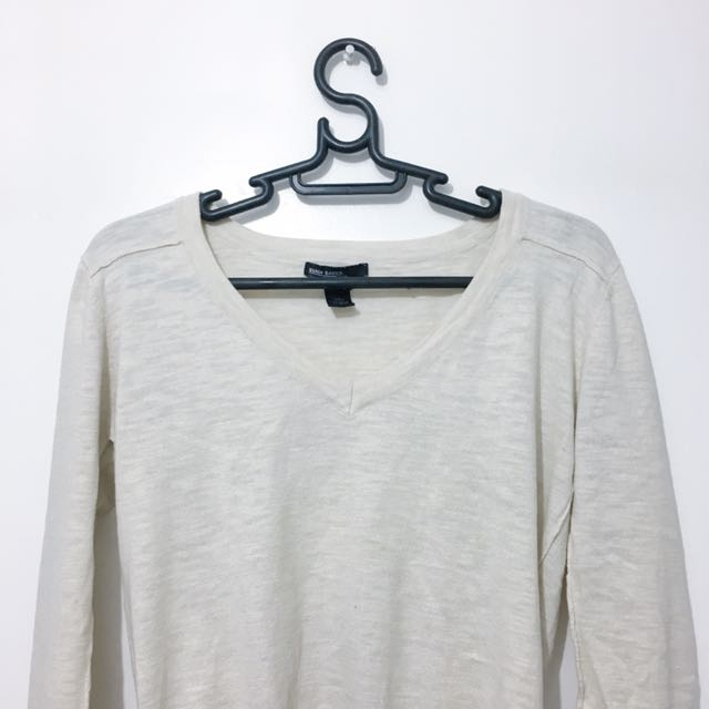 MANGO cropped pullover