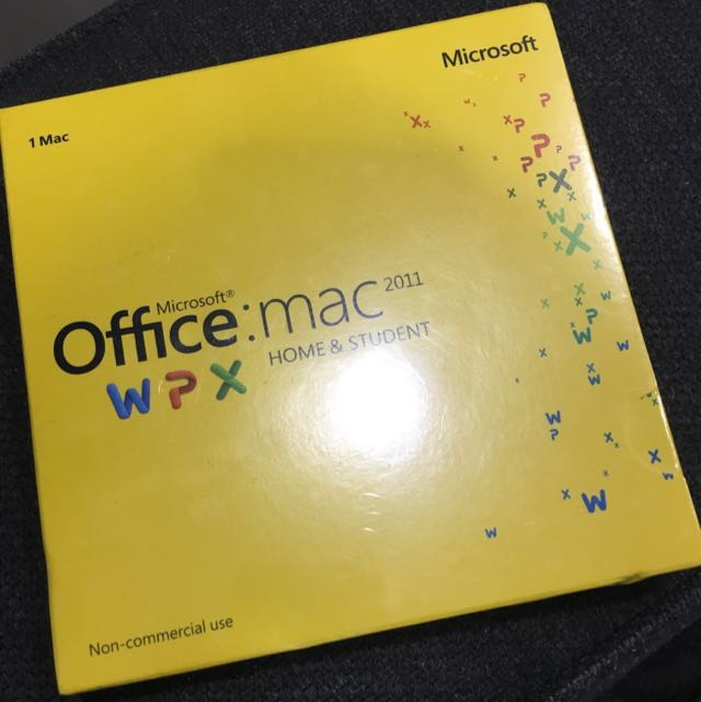 microsoft office for mac home and student 2011