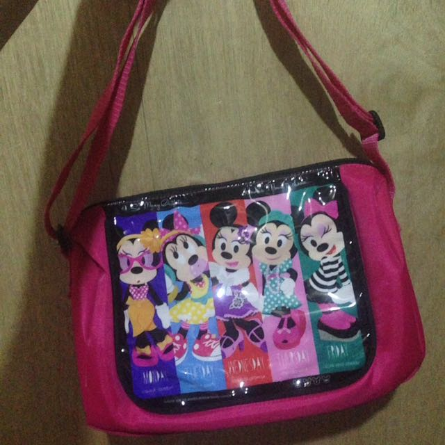 Minnie Mouse Bag for Kids