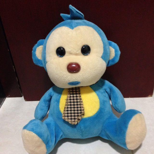 Monkey Doll / Boneka Monyet