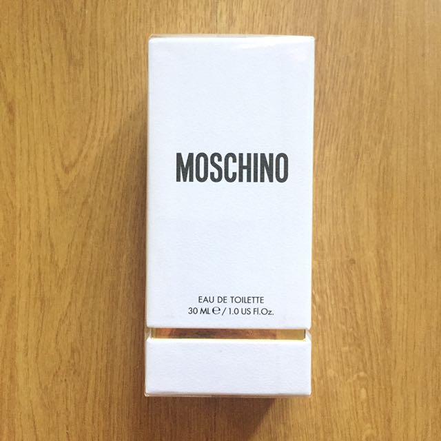 Moschino Eau De Toilette 30ml