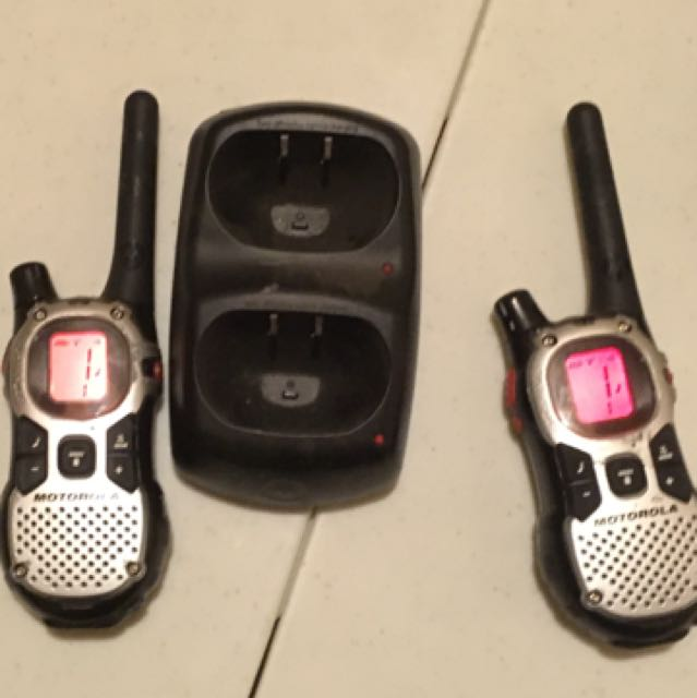 Motorola Walkie