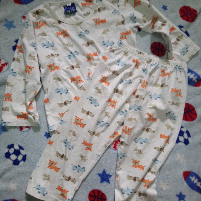 Nap Pajama Terno