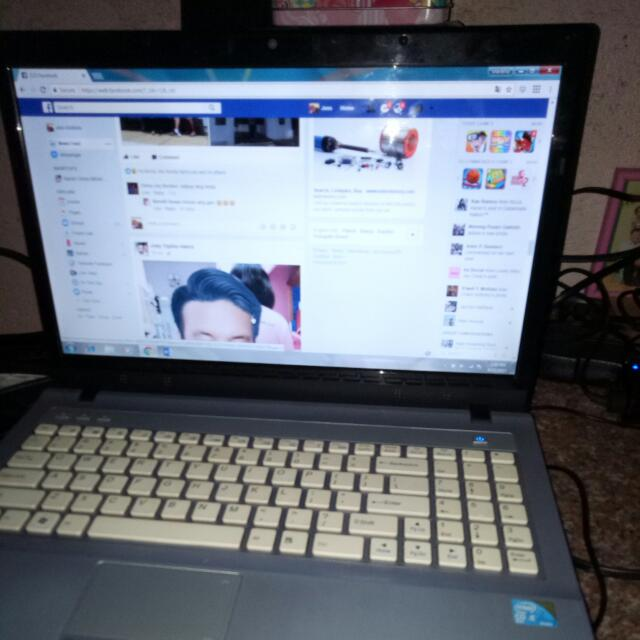 4500 rush no tawad neo gaming laptop