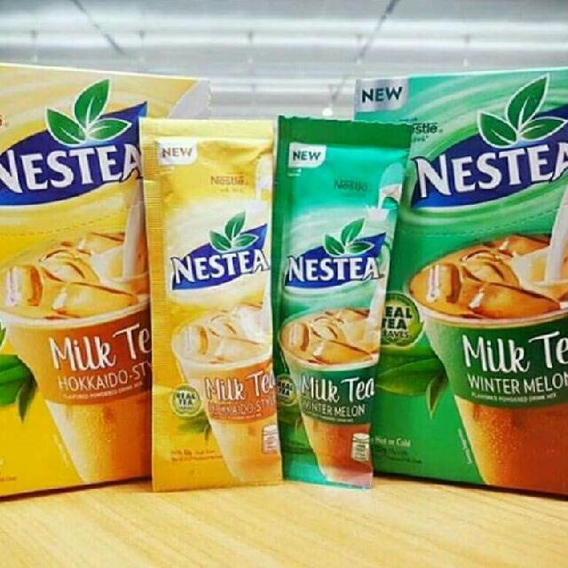 NESTLE Nestea Milk Tea Powdered Drinks