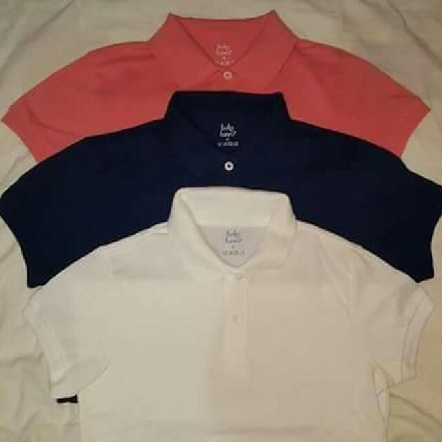 New DANNON womem's Polo Shirt