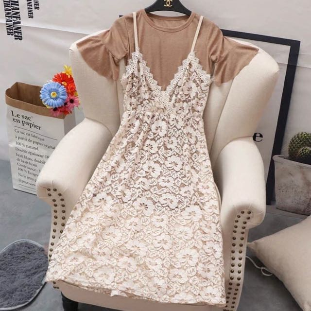 NEW Lacey 2in2 Dress