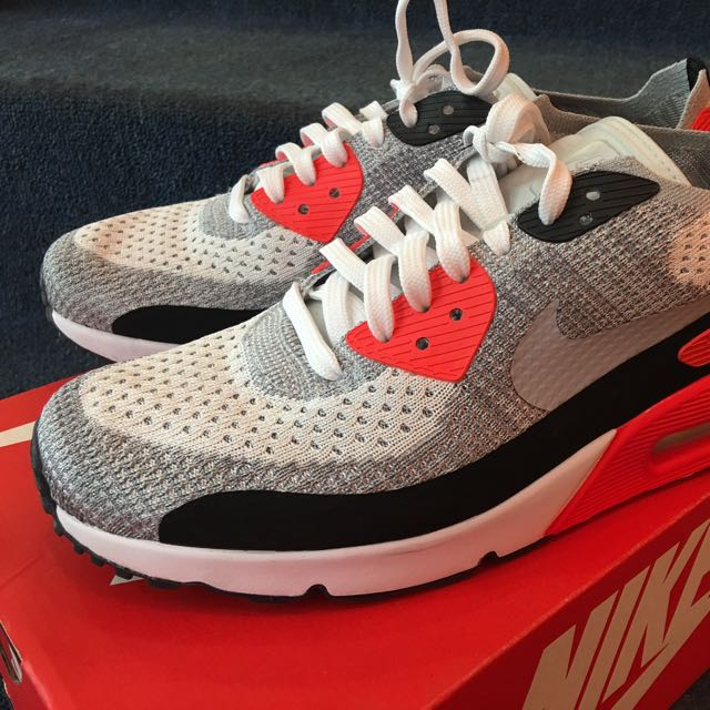 cc07d1f222be Nike air max 90 ultra 2.0 flyknit infrared