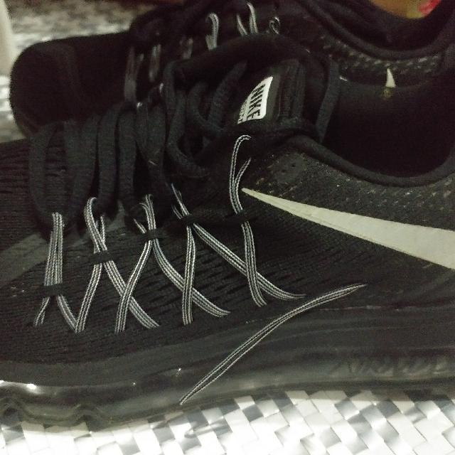 Nike Air Max Black N White