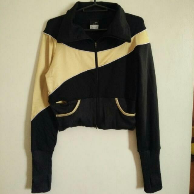 Nike Dri-fit Crop Jacket