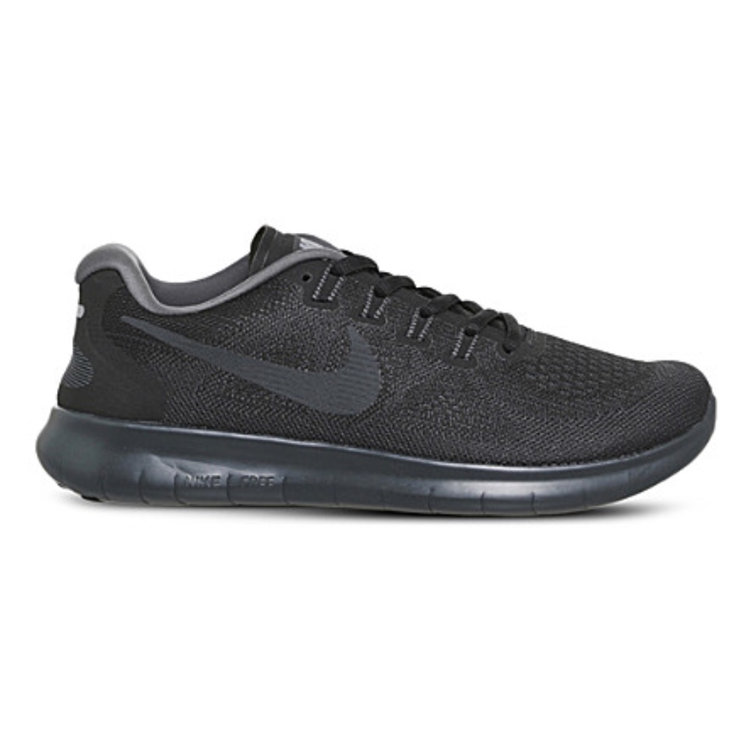 NIKE Free rn 2017 textile trainers 黑