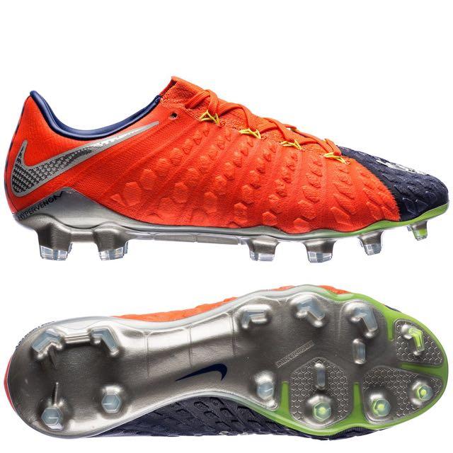 b6efa6acb czech nike hypervenom phantom 3 blue orange soccer boots sports sports  games equipment on carousell f7034