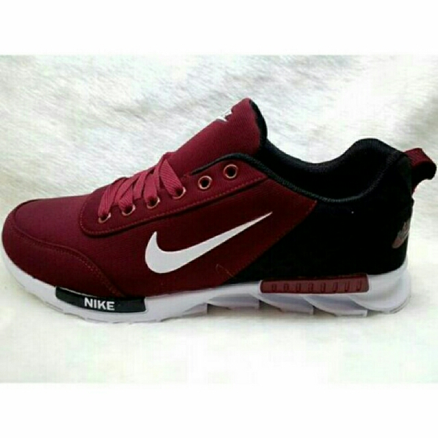 Nike Spike(Maroon/Black) Shoes