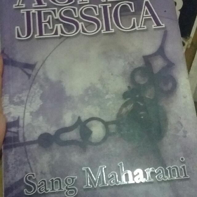 Novel AGNES JESSICA - SANG MAHARANI