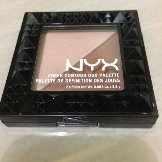 Nyx Cheek And Contour Duo