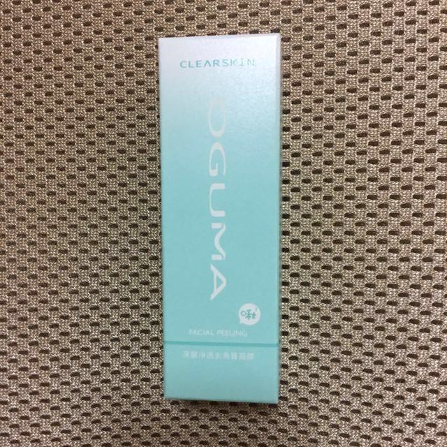 Oguma 水美媒 深層淨透去角質凝膠 60ml