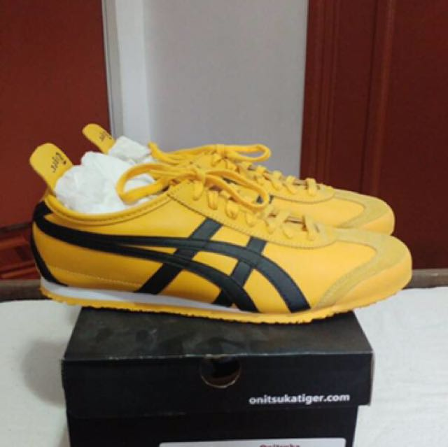 reputable site 3071a 83bc1 Onitsuka tiger-Bruce lee edition 100% authentic