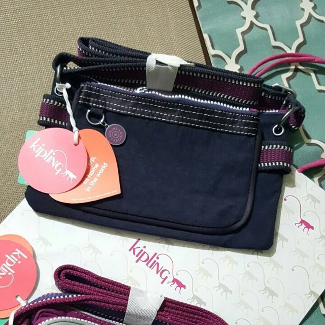 Original Kipling Bag bought from Europe