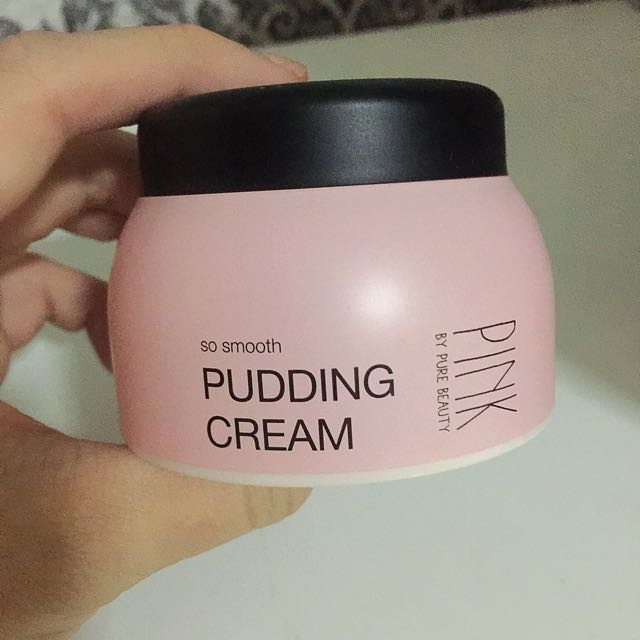 PINK by PURE BEAUTY PUDDING CREAM