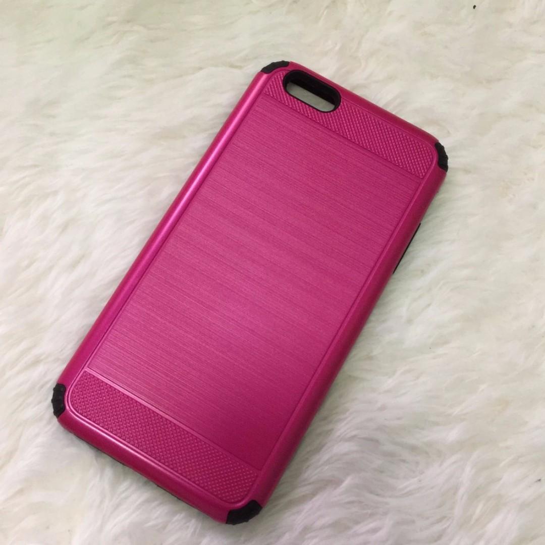 Pink Hard Back IPhone 6+ / 6s+ Case