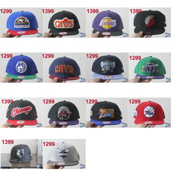 Selling Brand New NBA Snapbacks (New Era)