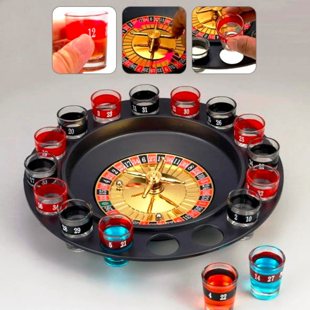 Where can i find a shot roulette drinking game find poker players