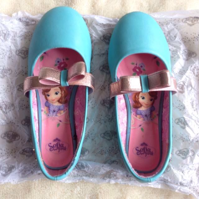 Sofia doll shoes