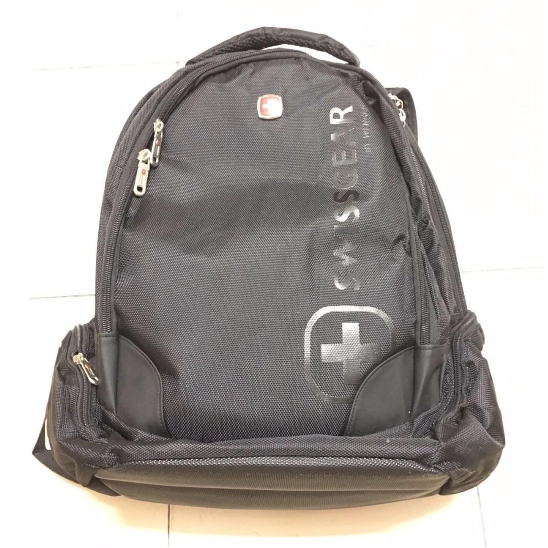 c69c392733 Swissgear laptop bag/backpack/office bag, Men's Fashion, Bags ...