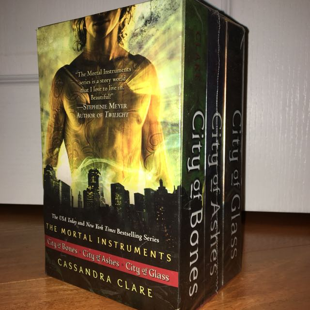 The Mortal Instruments (Trilogy)