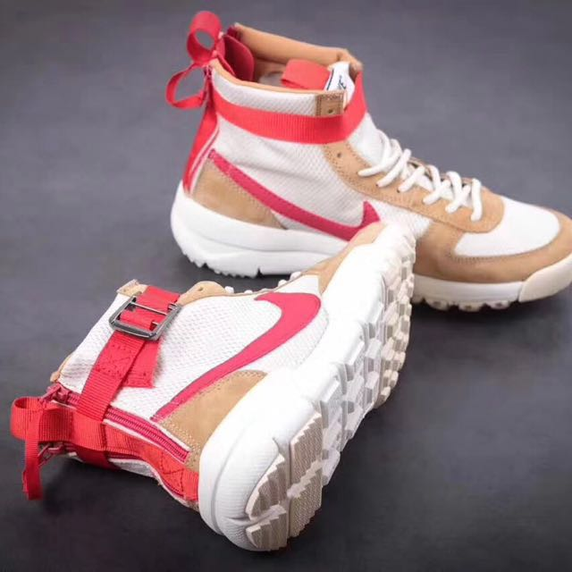 Imperio Inca Presa ensayo  Tom Sachs x Nike Craft Mars Yard TS NASA 2.0 •High•, Men's Fashion,  Footwear on Carousell
