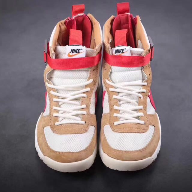 ce278ea1e14c1e Tom Sachs x Nike Craft Mars Yard TS NASA 2.0 •High•