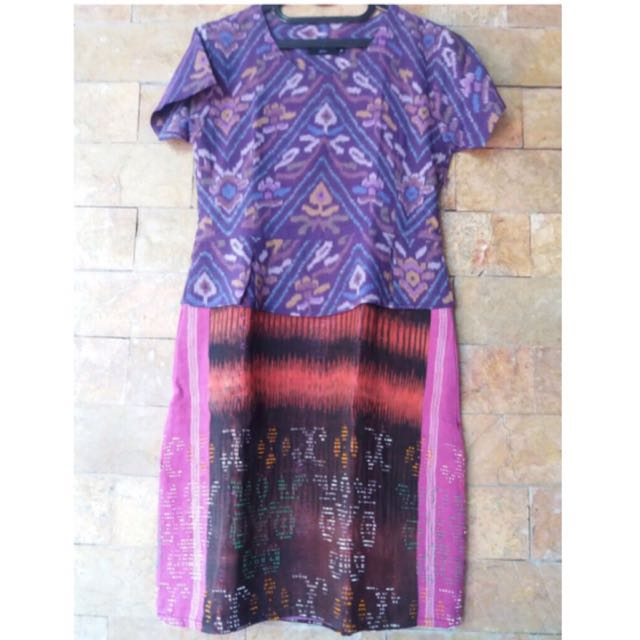 Ulos dress