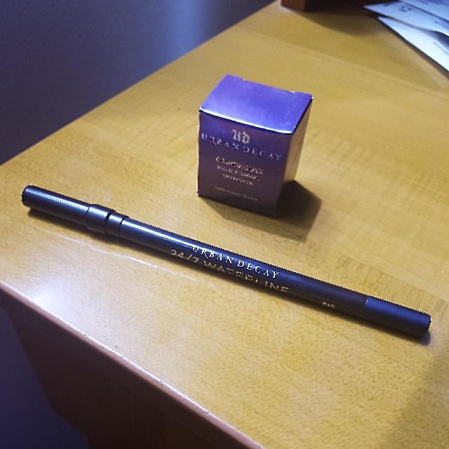 Urban Decay 24/7 Waterline Eye Pencil In Rail