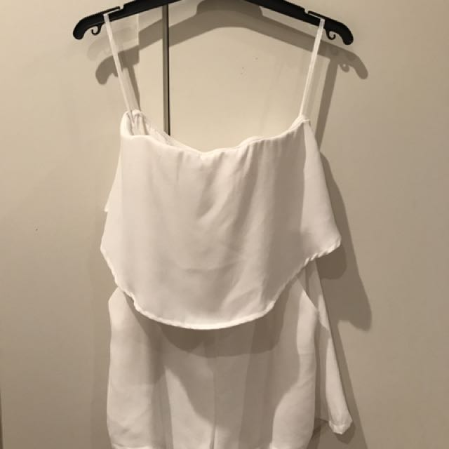 Whitefox Playsuit