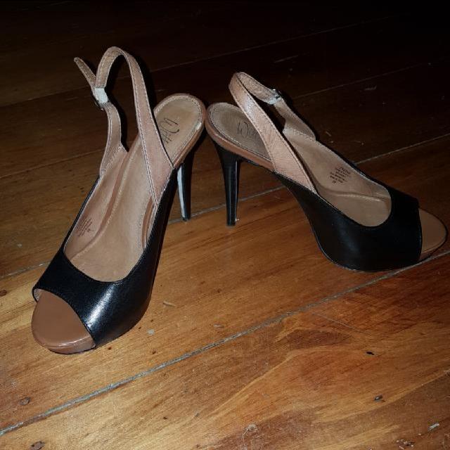 Wittner Heels Size 38