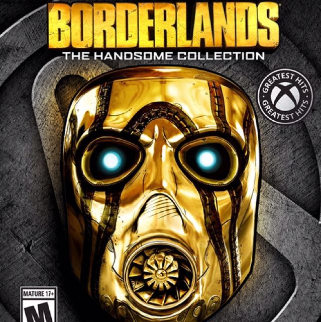 Xbox One Borderlands The Handsome Collection (Borderland 2 + Pre-Sequel)