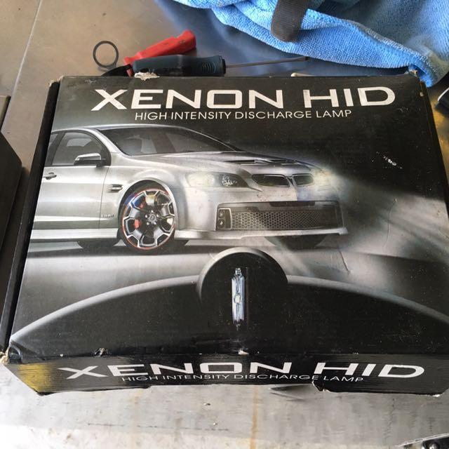 XENON HID LAMPS