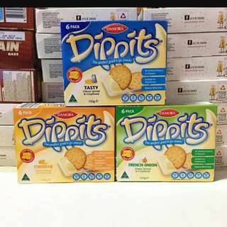 Looking For: DIPPITS DAMORA CHEESE N CRACKERS
