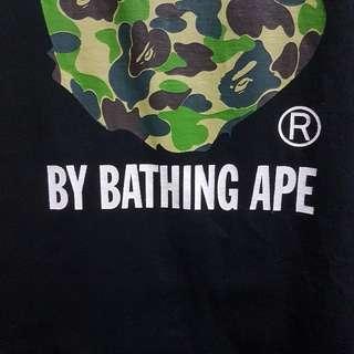 (Size M) BAPE Big Ape Head Tee
