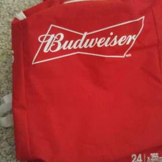 BUDWEISER COOLER BAG