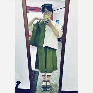 heyQ上衣+裙子