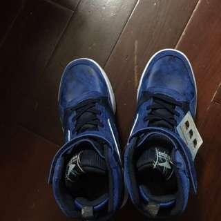 Dr Kong 藍色波鞋