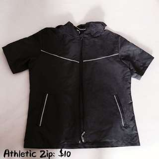 Athletic Zip Up