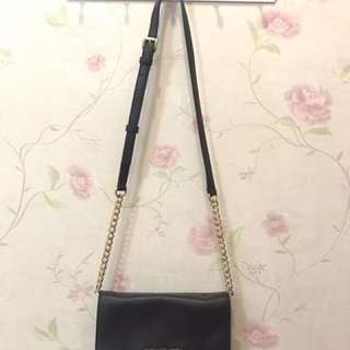 Michael Kors mini Crossbody in black *rare*