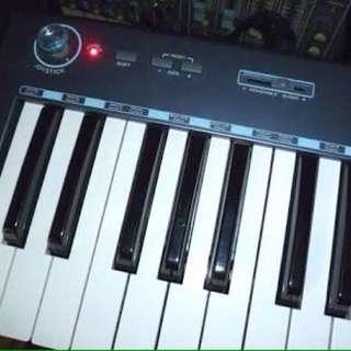 MIDI Keyboard(reprised )